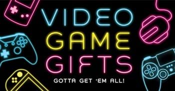 Video Game Gifts: Gotta Get 'Em All