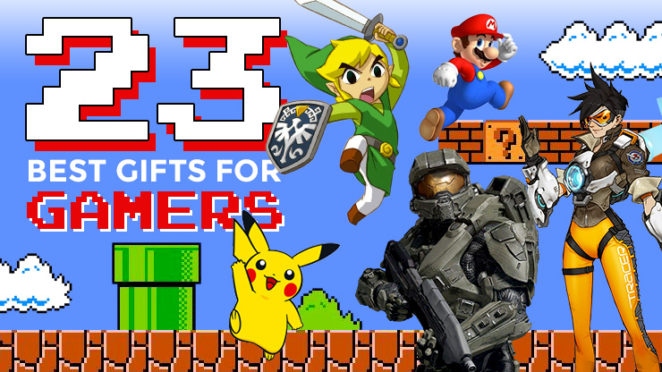 23 Best Gifts for Gamers