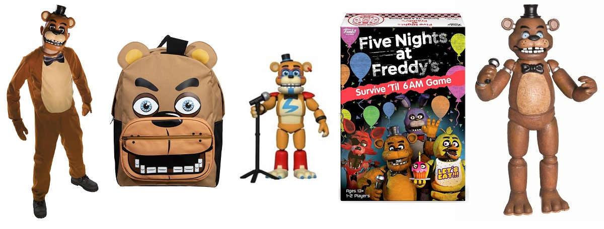 Five Nights at Freddy's Gifts
