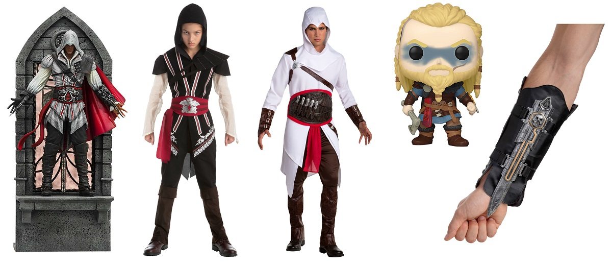 Assassin's Creed Gifts