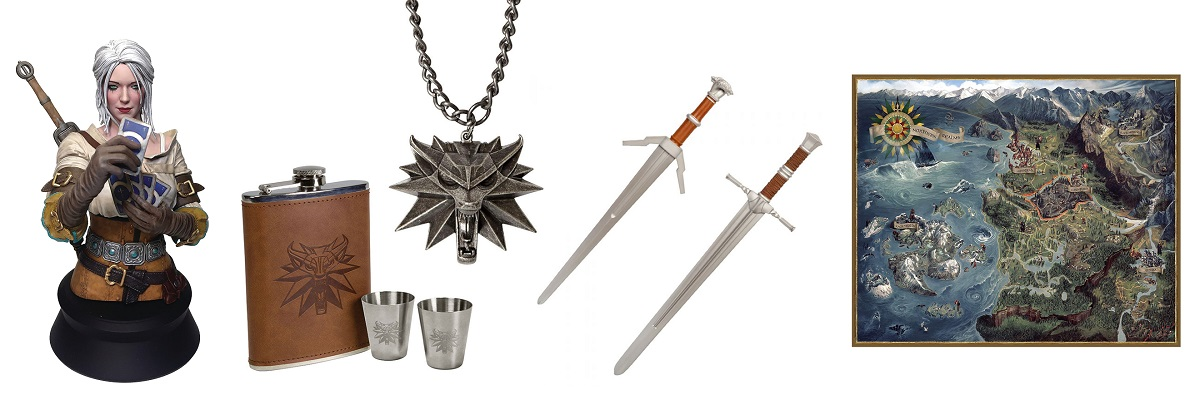 The Witcher Gifts