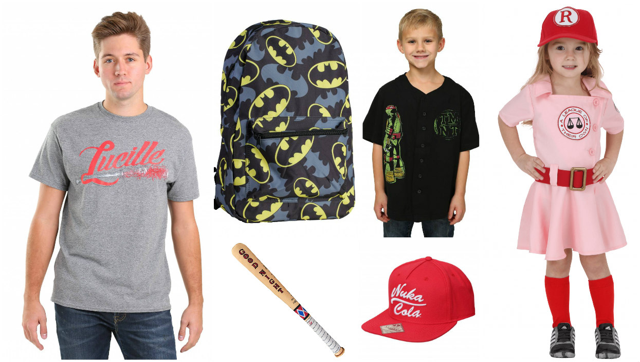Baseball Themed Gifts