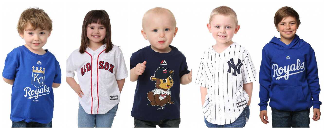 MLB Gifts for Kids