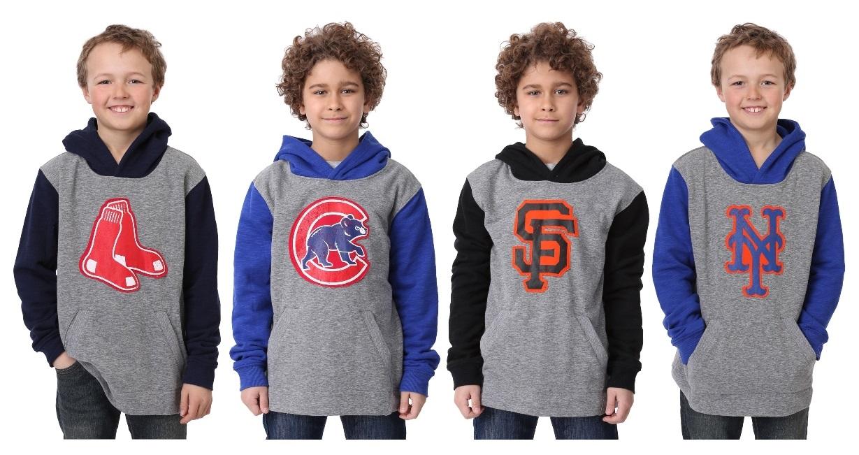 Kids' MLB Hoodies