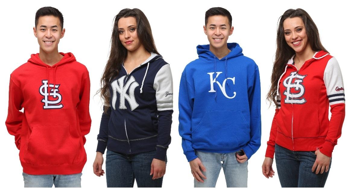 MLB Sweatshirts