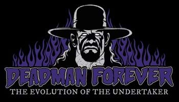 Deadman Forever: The Evolution of The Undertaker [Infographic]