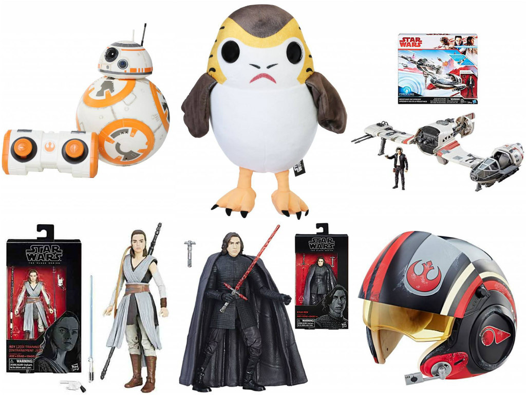 Star Wars: The Last Jedi Toys
