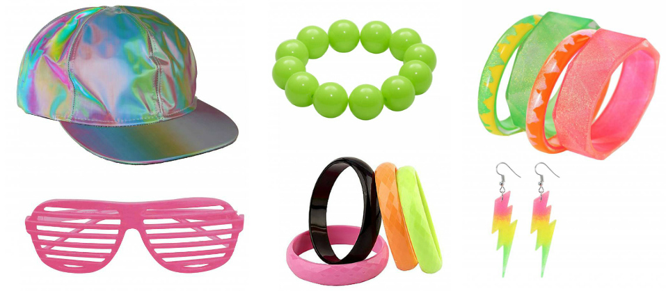 EDM Rave Concert Accessories