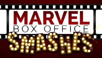 Box Office Smashes: The Marvel Cinematic Universe [Infographic]