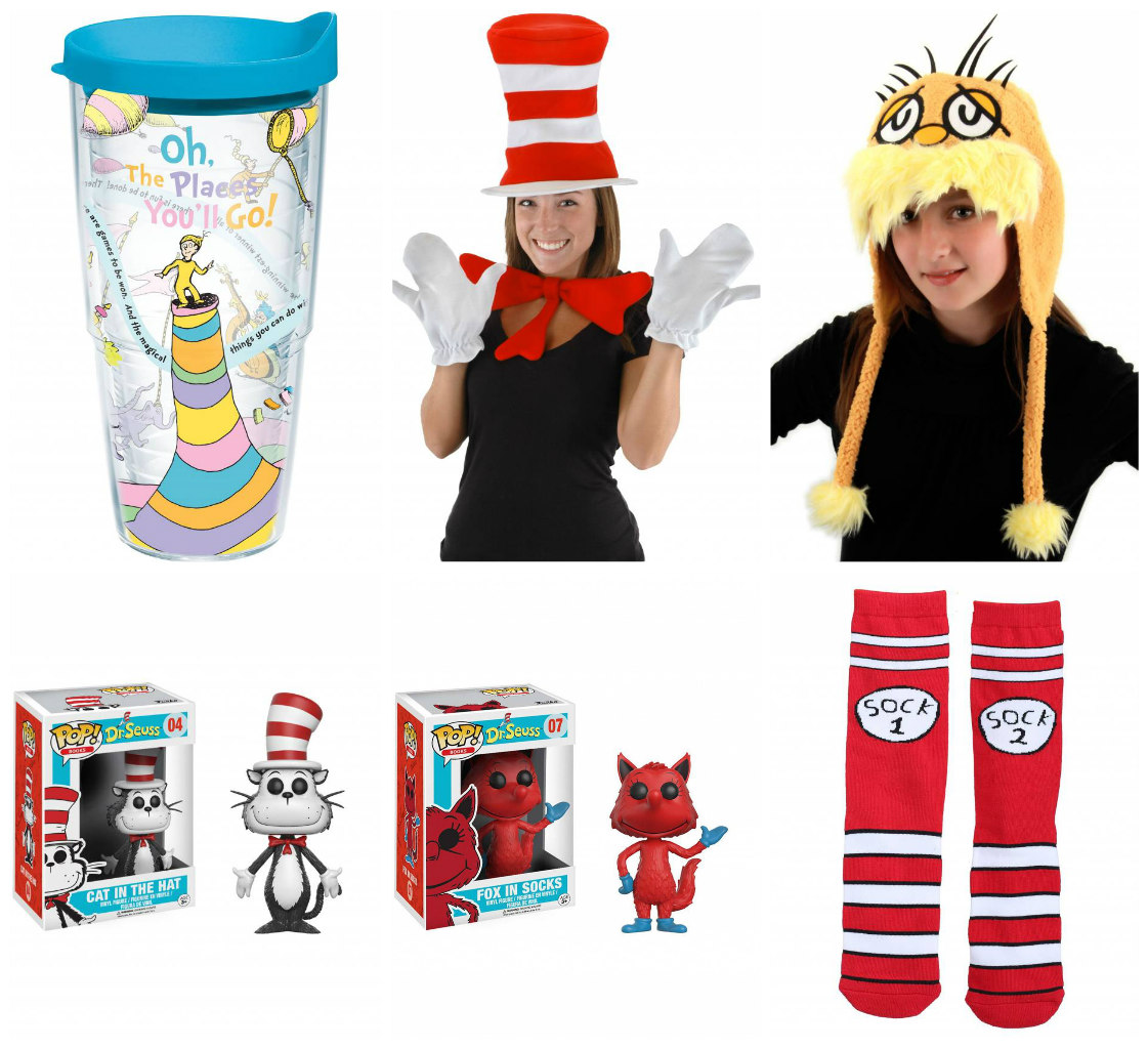 Dr. Seuss Gifts