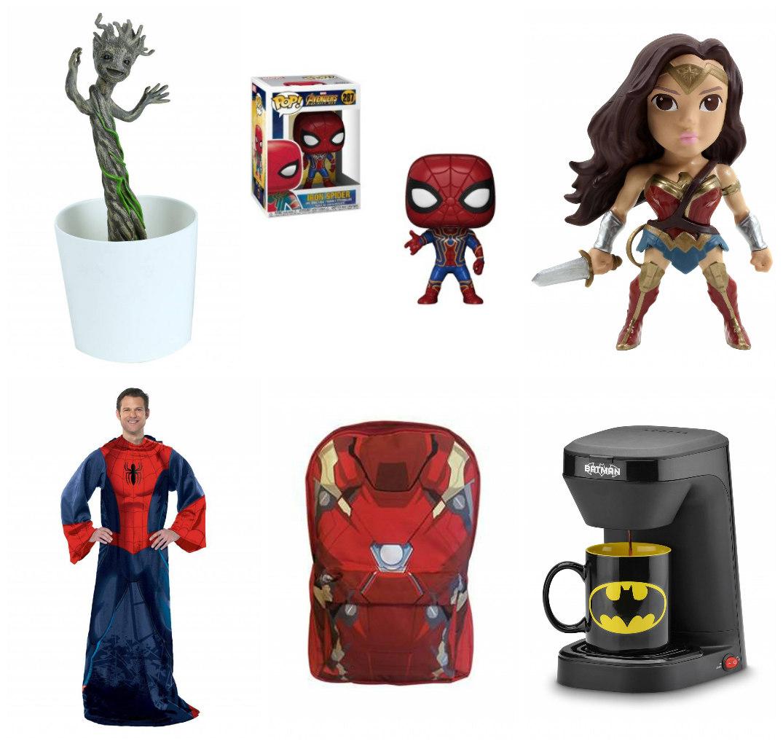 Superhero Gifts for Teachers