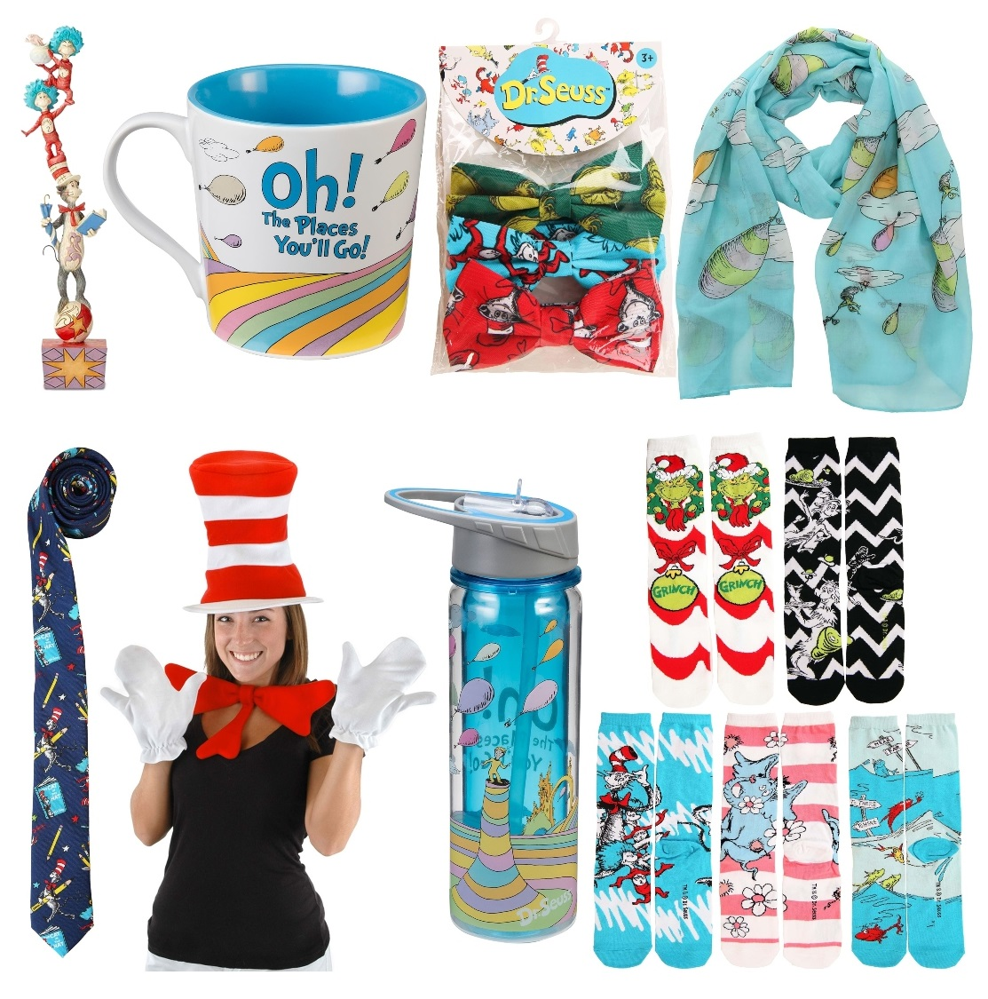 Dr. Seuss Gifts for Teachers