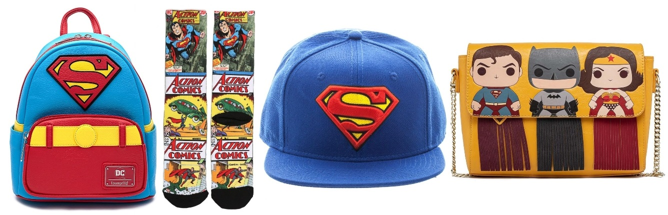 Superman Accessories