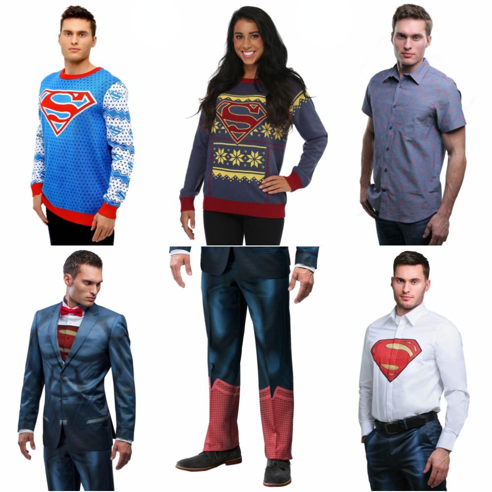 Superman Clothing