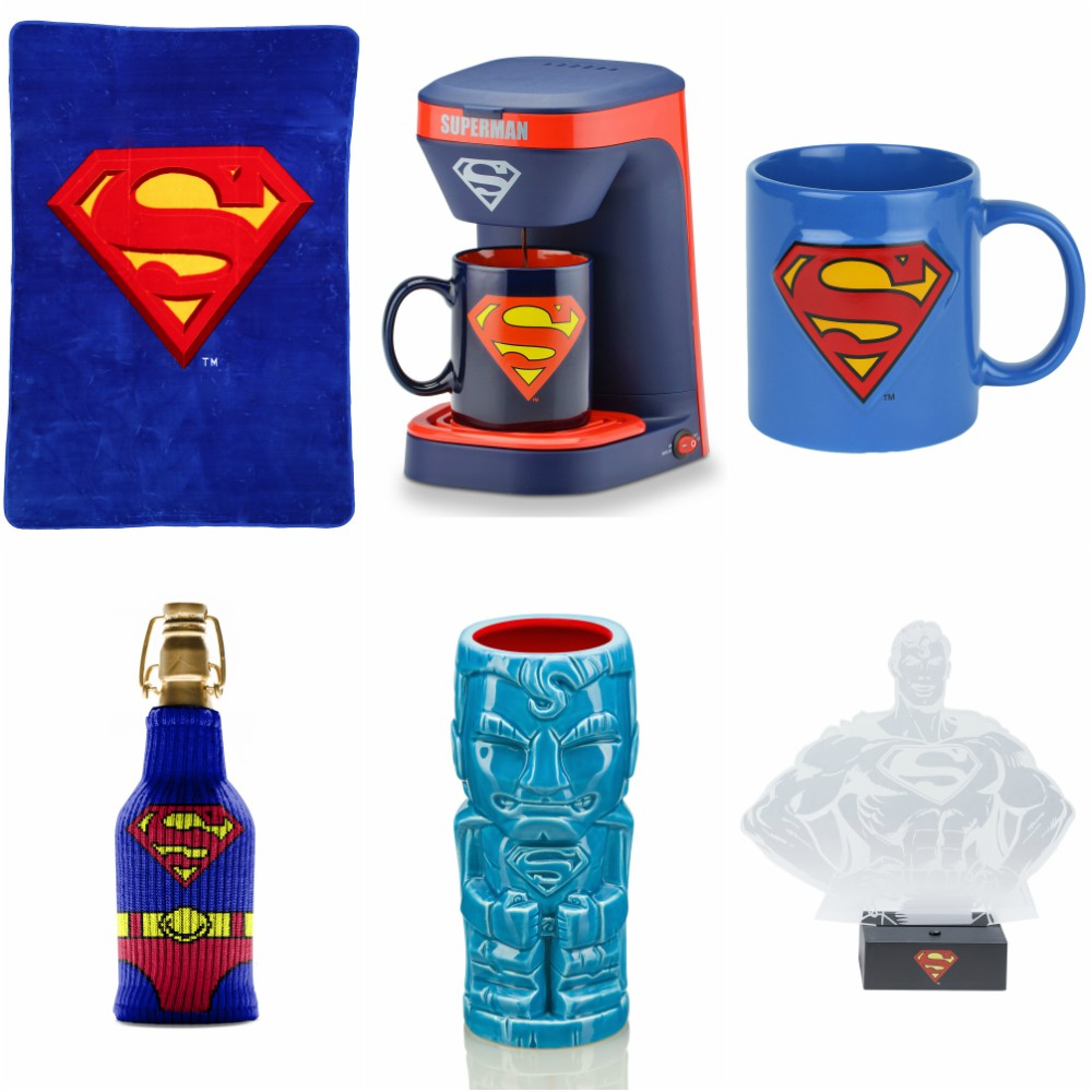 Superman Home and Office Gifts