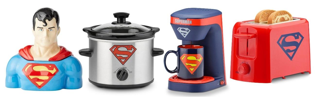 Superman Home Appliances