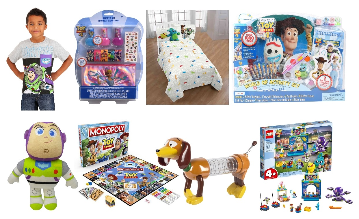 Kids' Toy Story Gifts