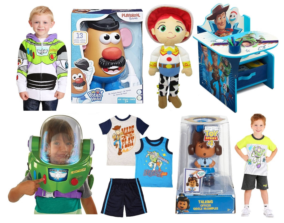 Toddler Toy Story Gifts