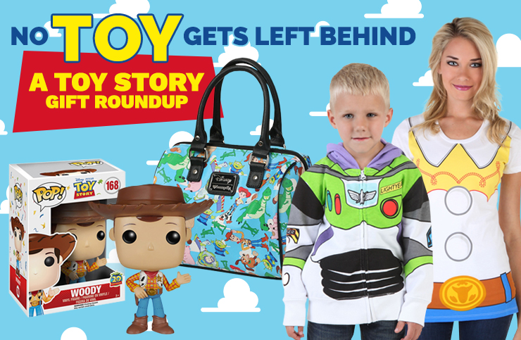 No Toy Gets Left Behind: A Toy Story Gift Roundup
