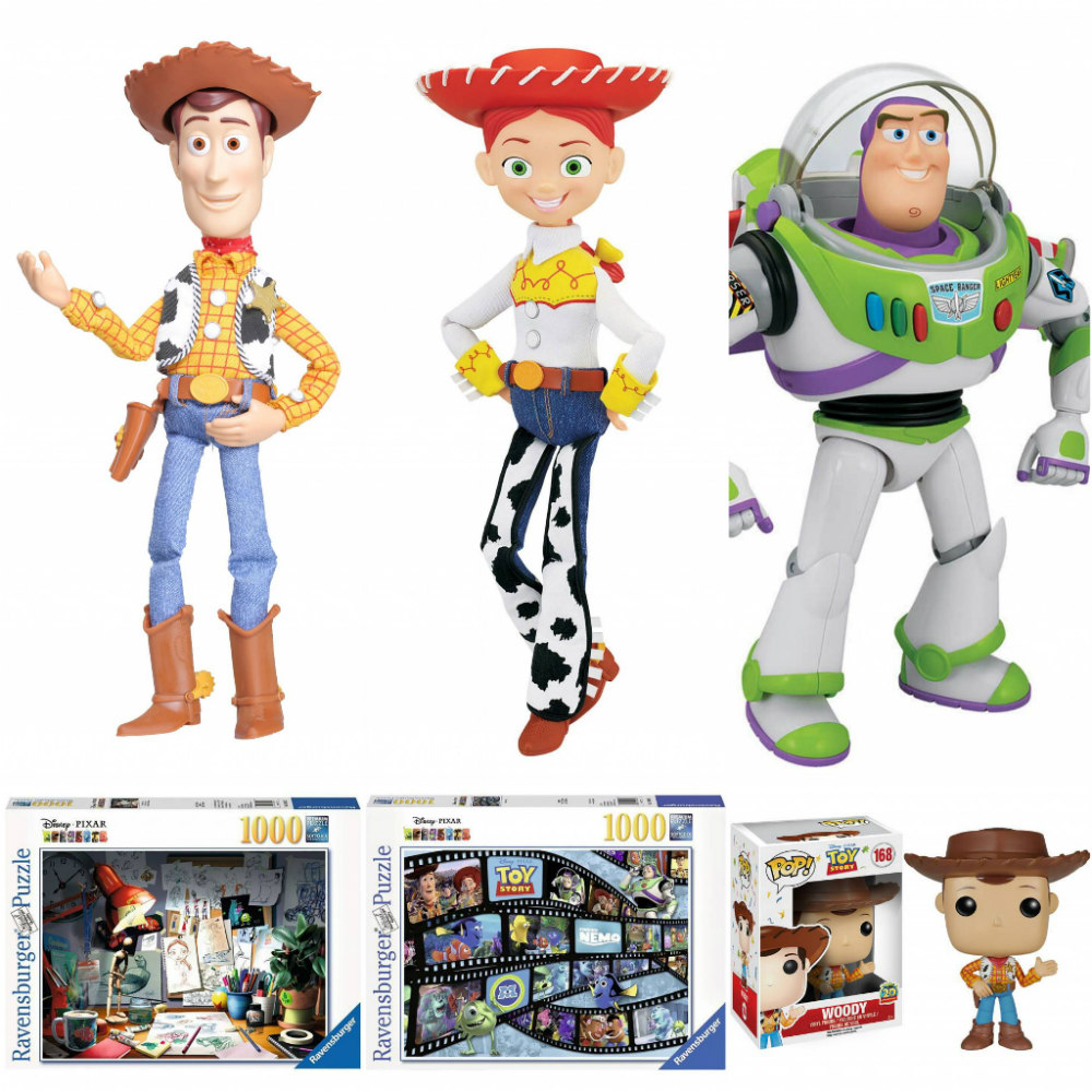 Toy Story toys and collectibles