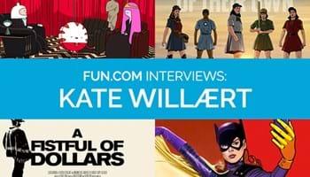 Fun.com Interviews Kate Willaert