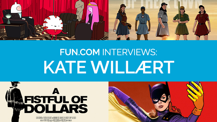 Kate Willaert Interview by Fun.com