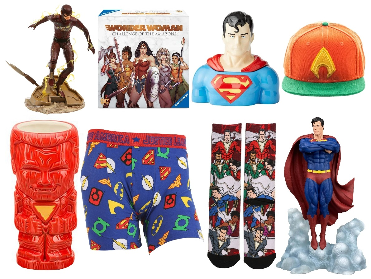 Father's Day DC Comics Gifts