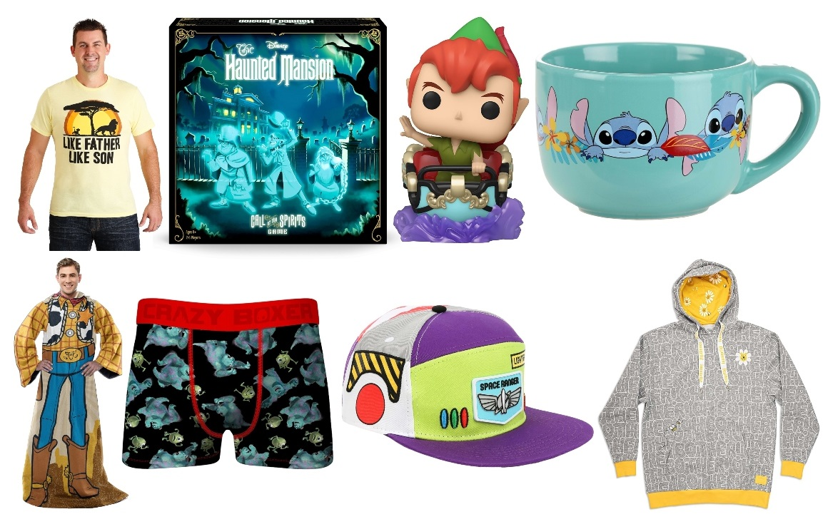 Father's Day Disney Gifts