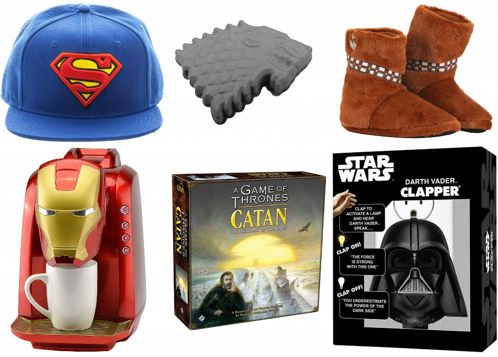 Father's Day Gifts for Geeky Dads
