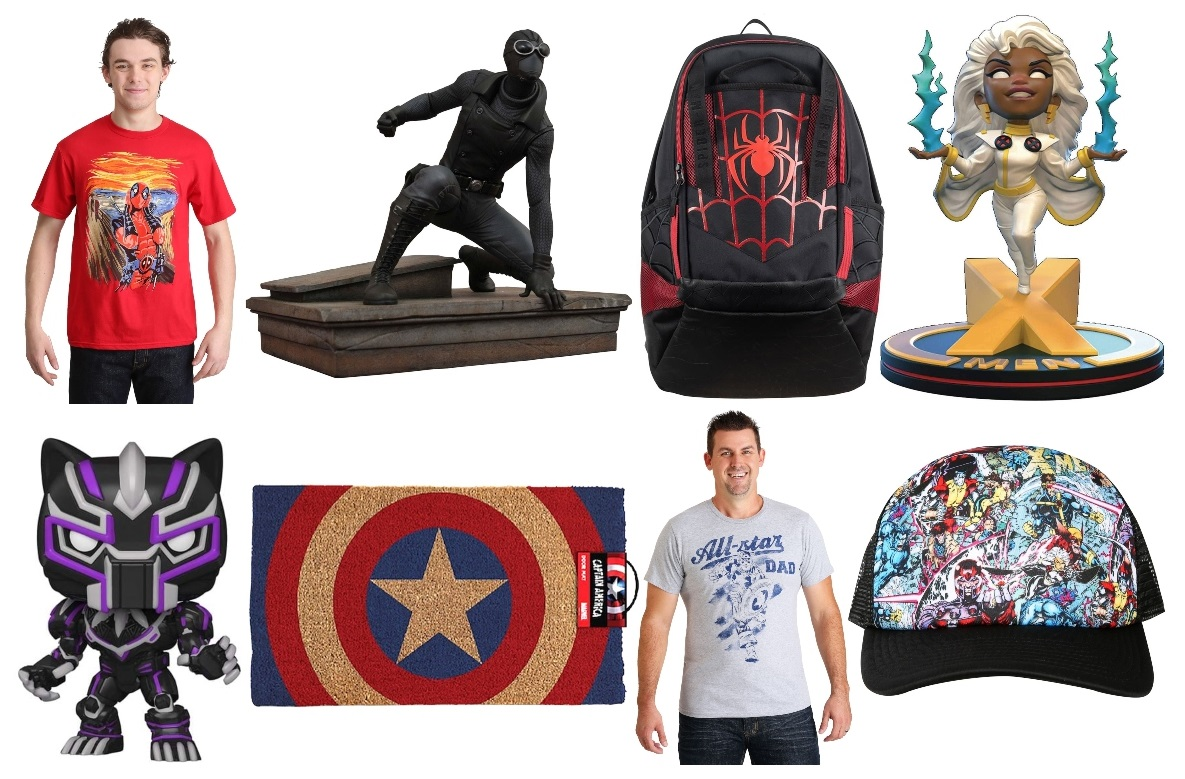 Father's Day Marvel Gifts