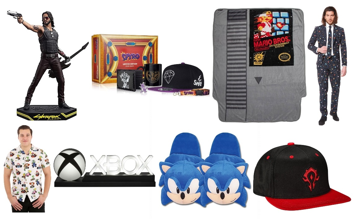 Gamer Father's Day Gifts
