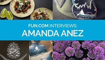 Fun.com Interviews Amanda Anez