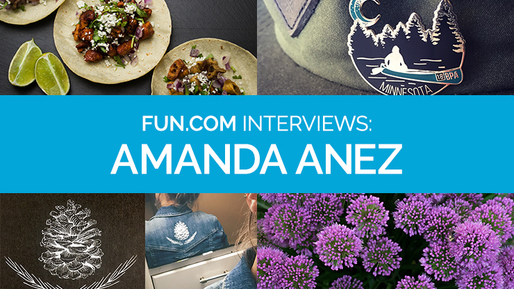Amanda Anez Interview by Fun.com