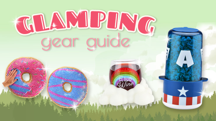 Glamping Gear Guide