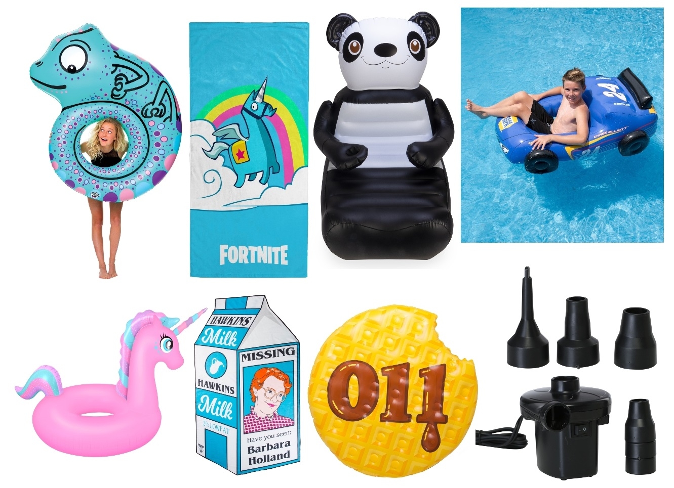 Glamping Swimming Accessories