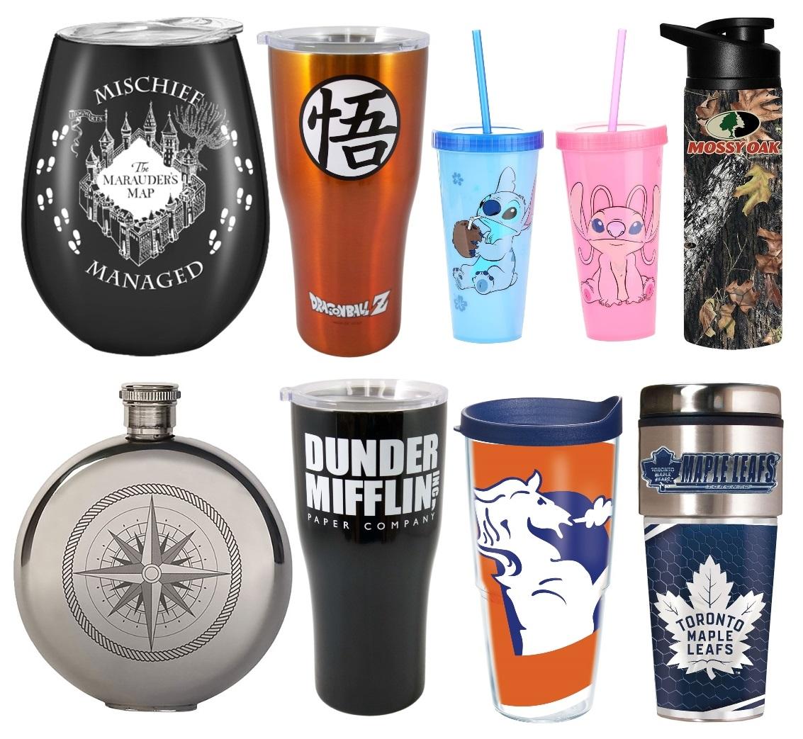 Glamping Drinkware