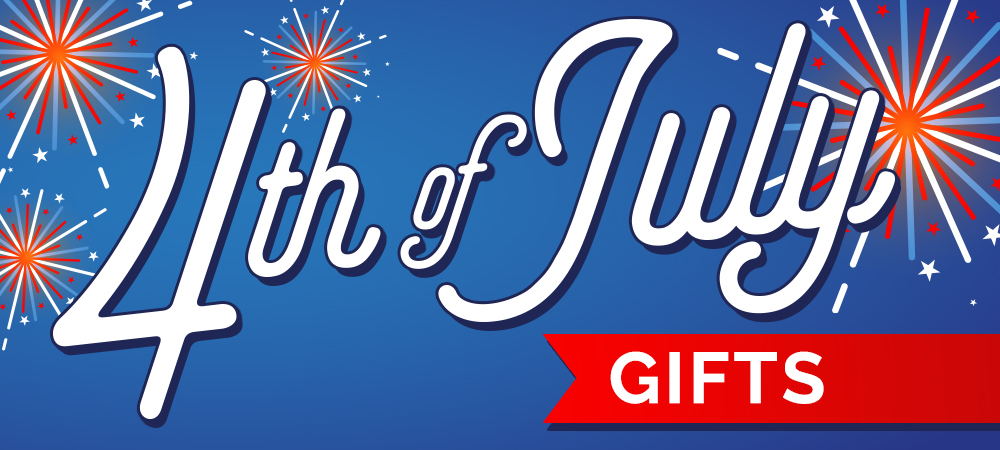 4th of July Gifts to Ooh and Aah Over