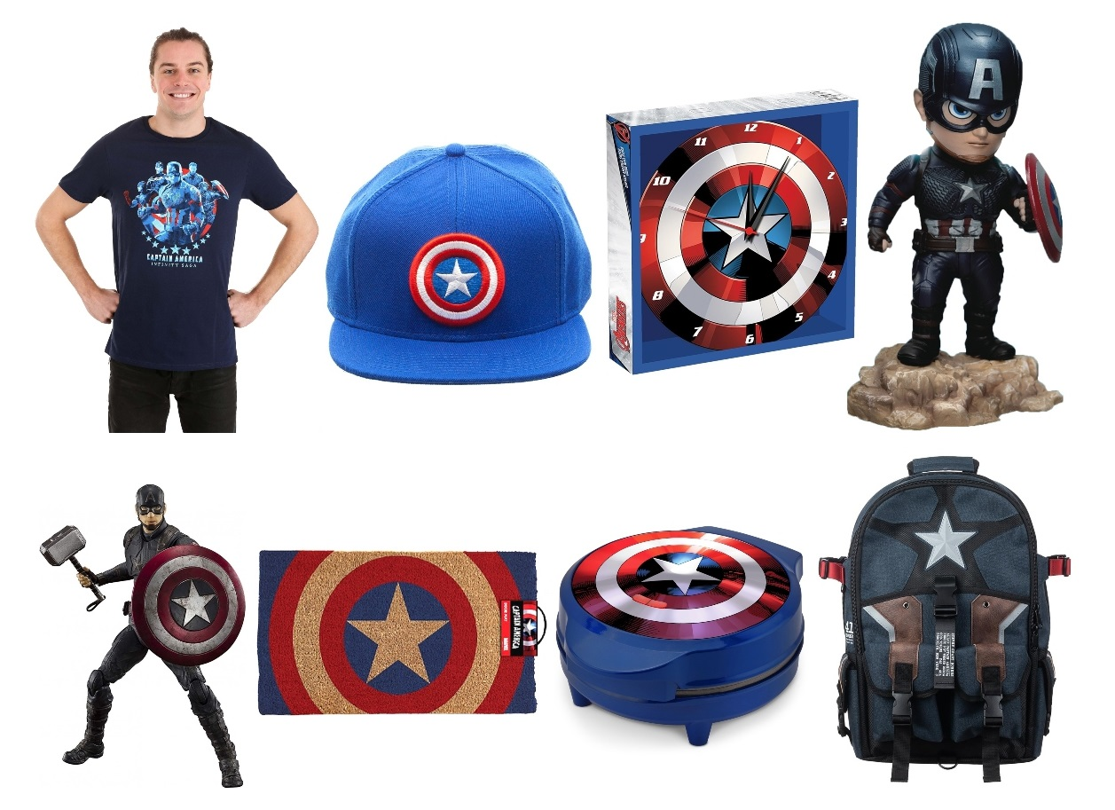Captain America Gifts