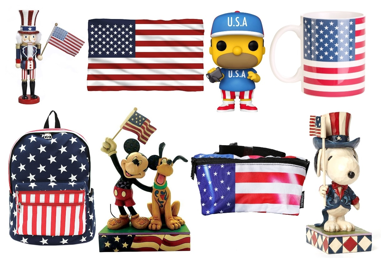 Patriotic Gifts for the 4th of July