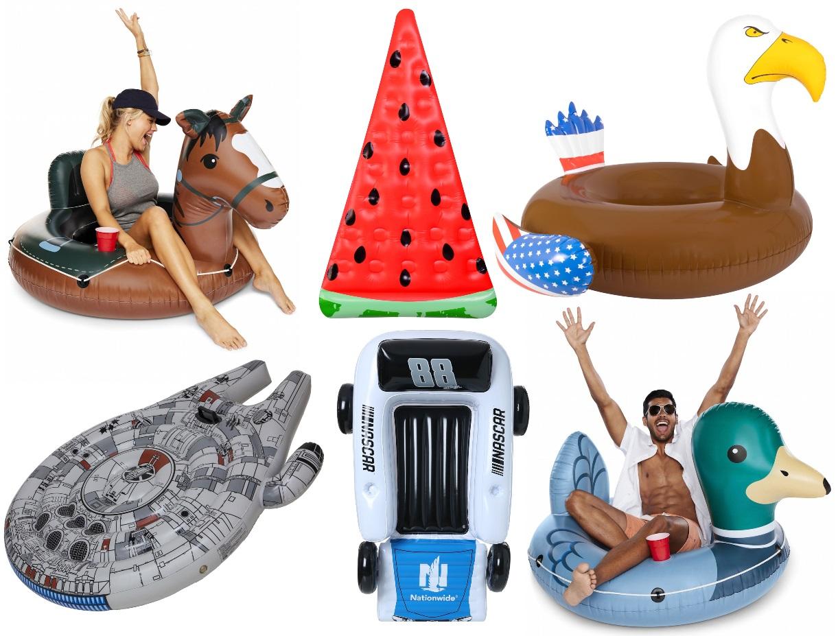 Summer Pool Floats