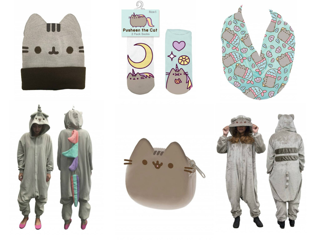 Pusheen Accessories