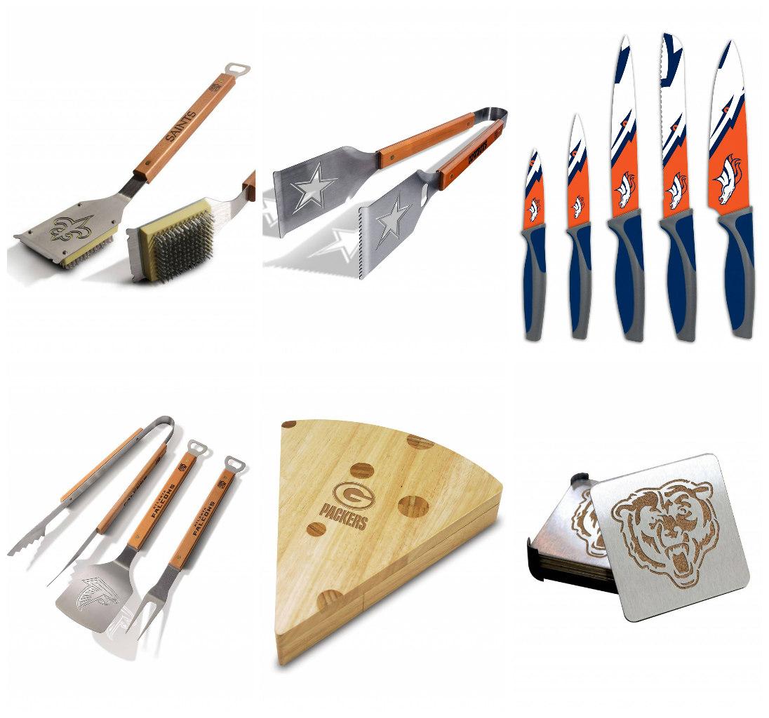 NFL Grilling Tools