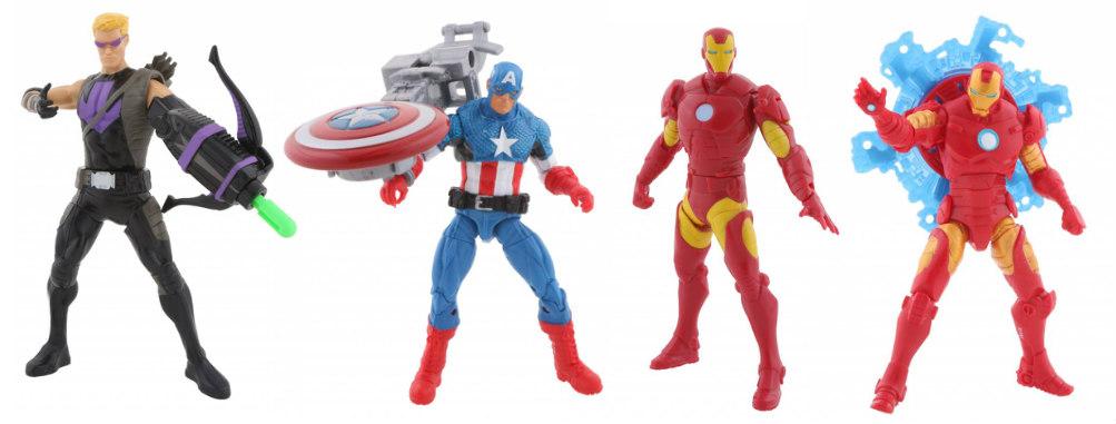 avengers assemble figures