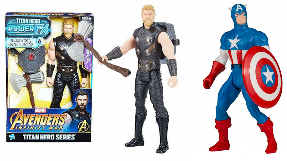 other marvel figures