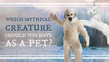 Which Mythical Creature Should You Have as a Pet? [Quiz]