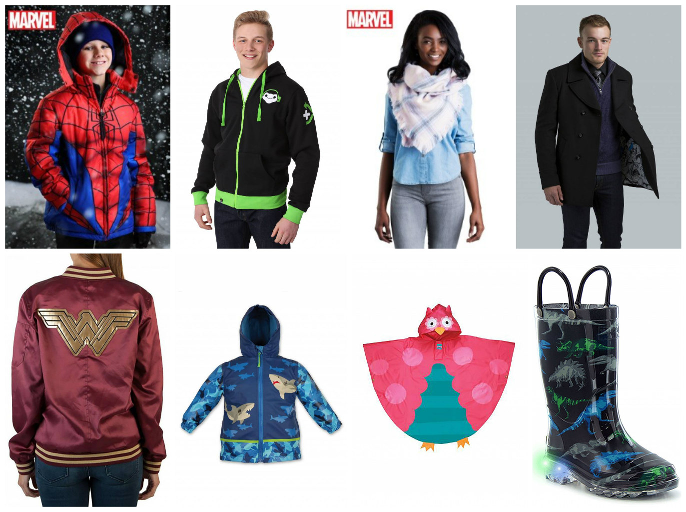 Outdoor Apparel for Back to School