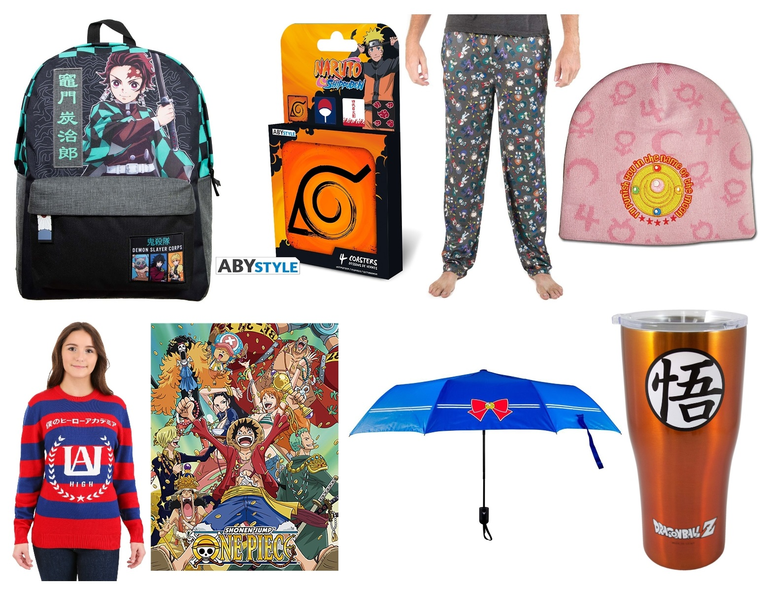 Anime Gifts for School
