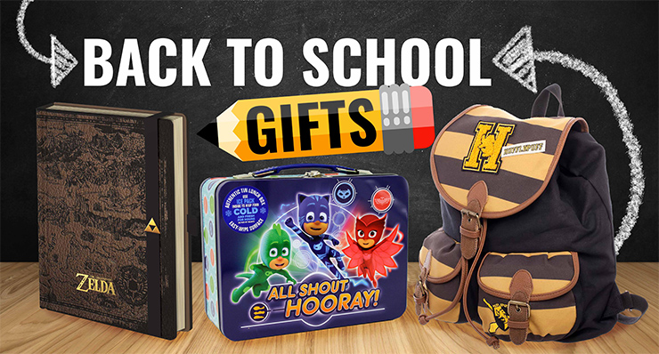 Back to School Gifts for Students of All Ages