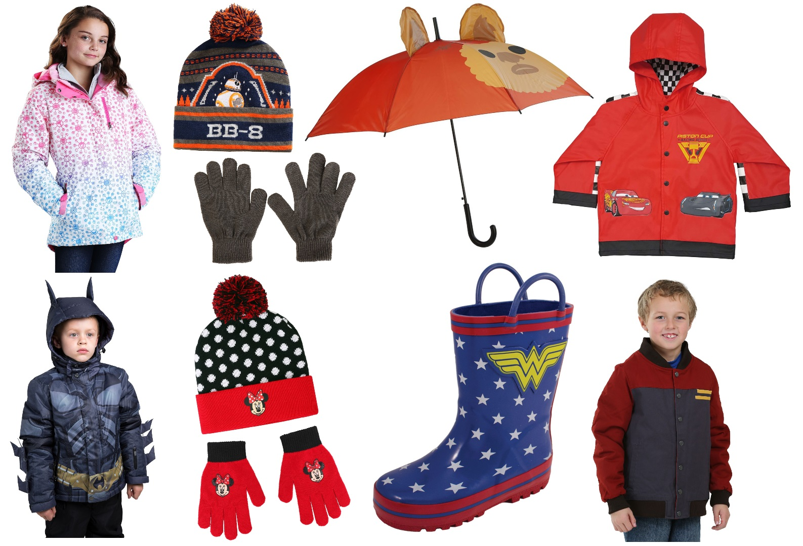 Back to School Outerwear