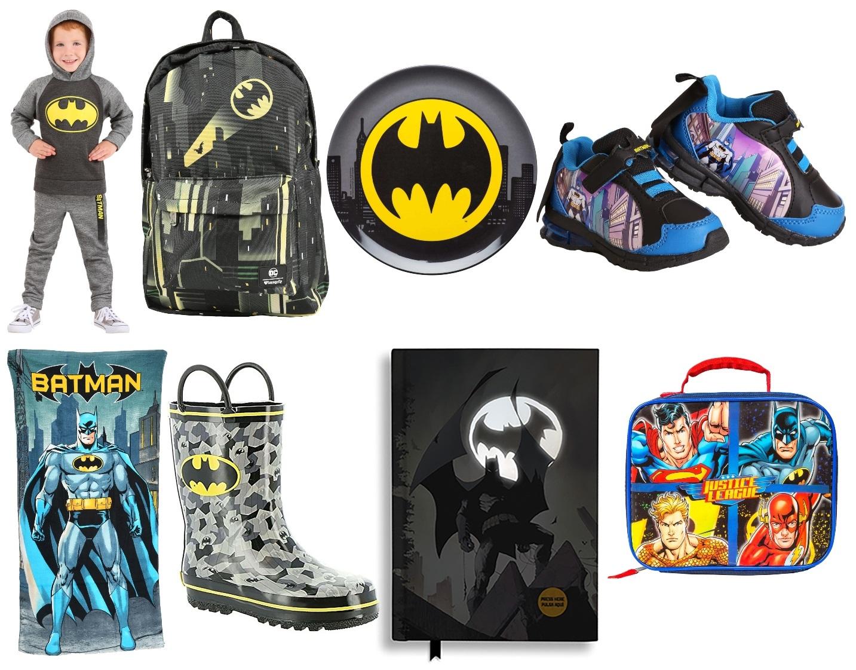 Batman Gifts for School